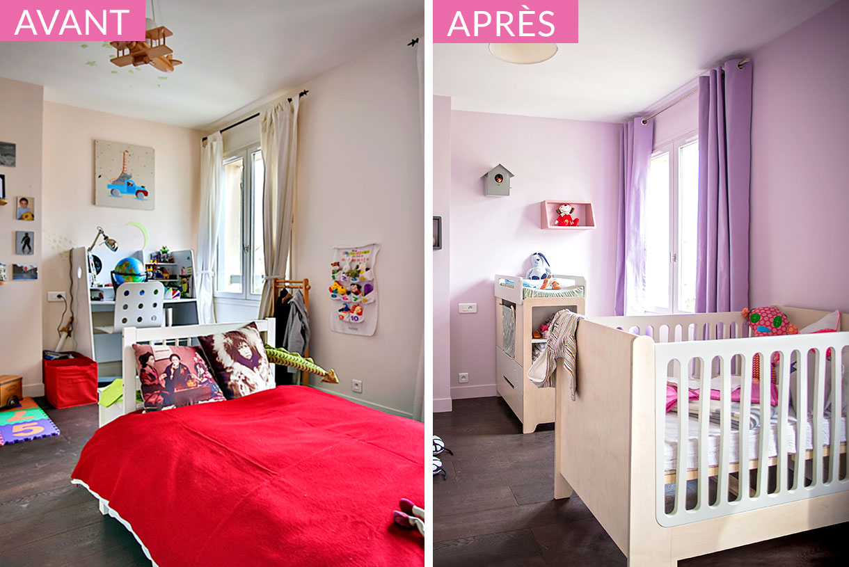 Am nager une chambre de b b maison cr ative for Amenager chambre bebe 7m2