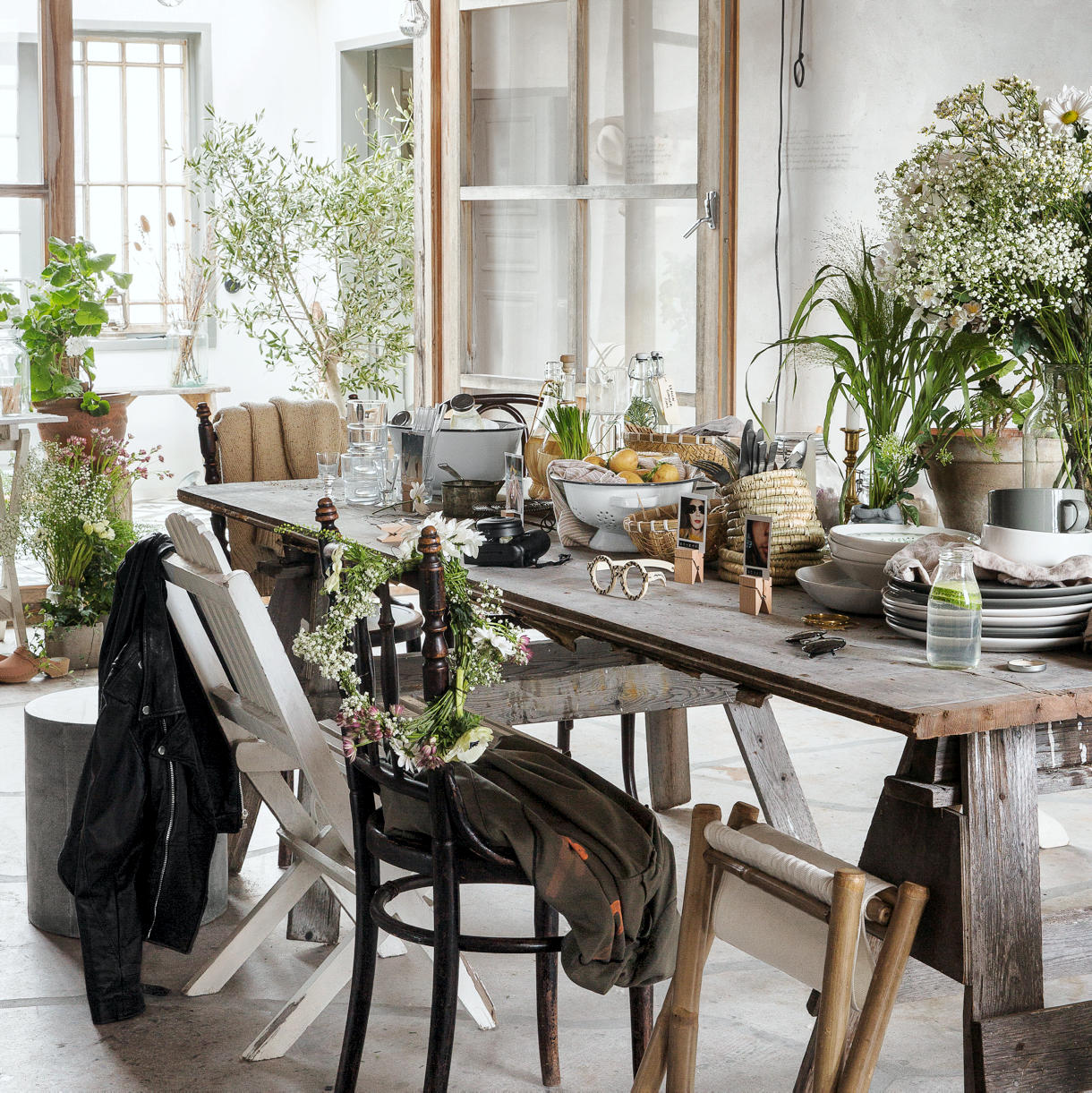 Cuisine Campagne Chic 8 Idees Deco A Imiter 2019 Maison Creative