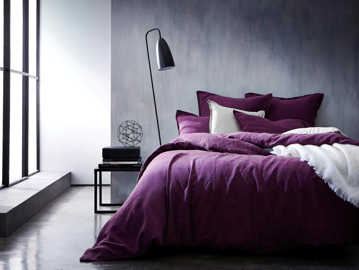 ultra violet 16 fa ons d int grer la couleur de l ann e 2018 chez soi. Black Bedroom Furniture Sets. Home Design Ideas