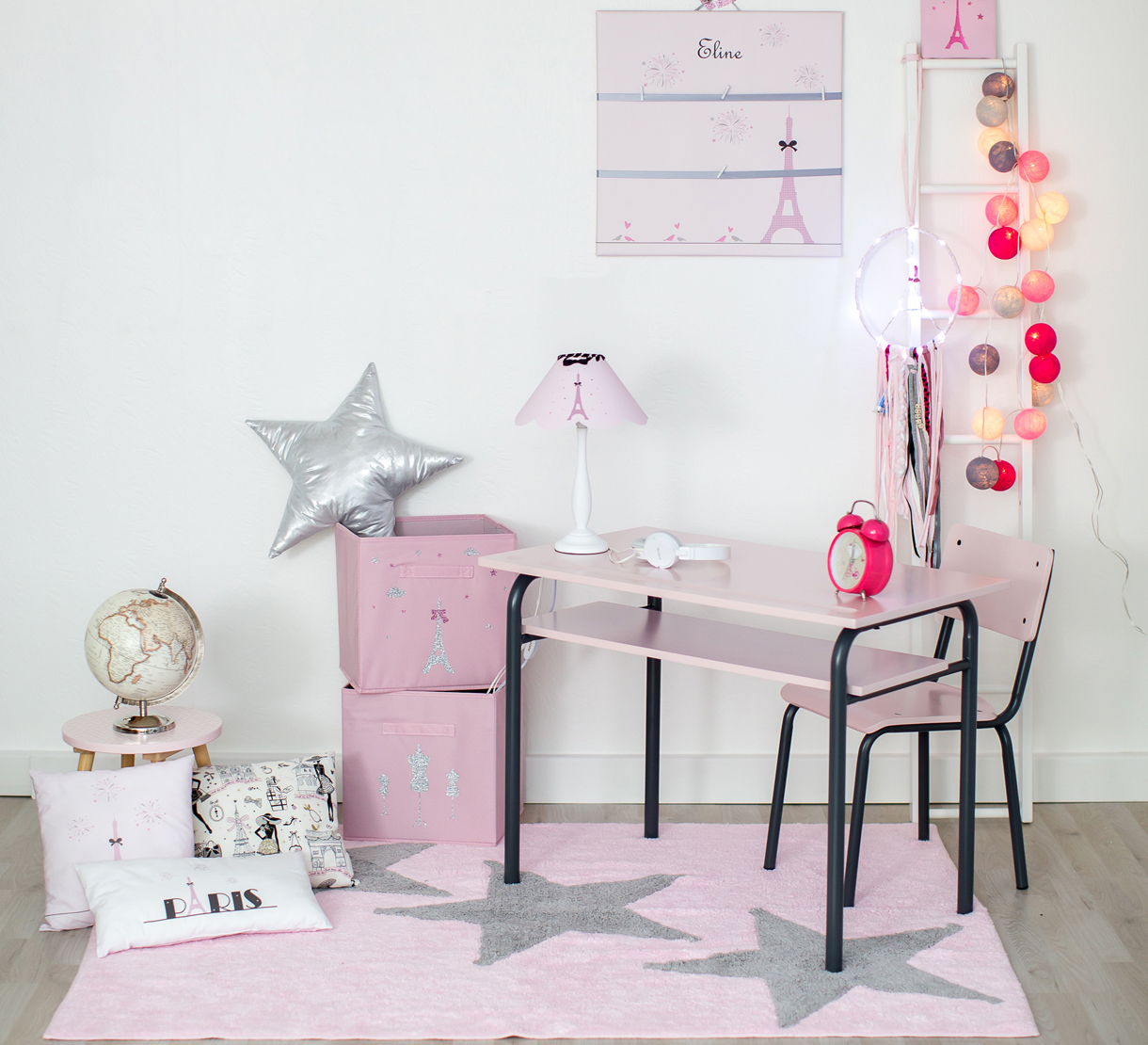 lili pouce sp cialiste de la d coration chambre enfant maison cr ative. Black Bedroom Furniture Sets. Home Design Ideas