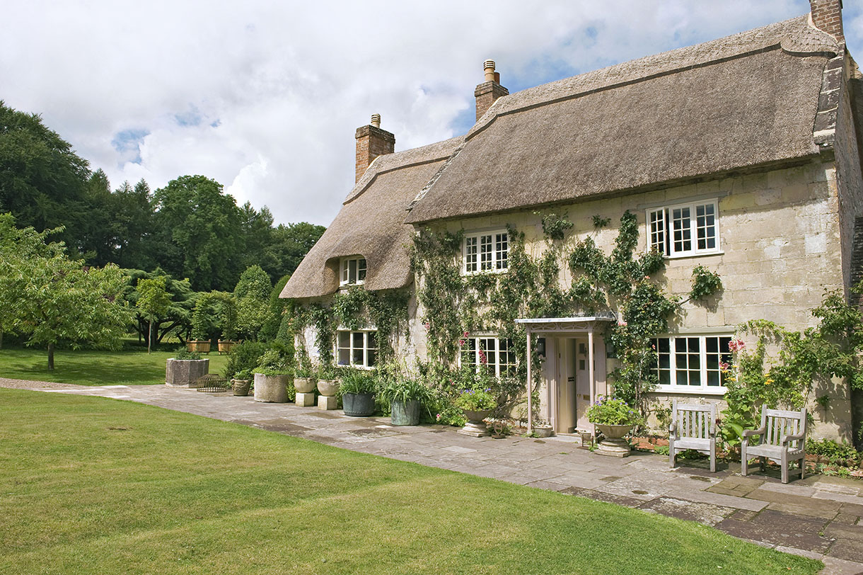 En angleterre un cottage vraiment cosy maison cr ative for Decoration maison a l anglaise