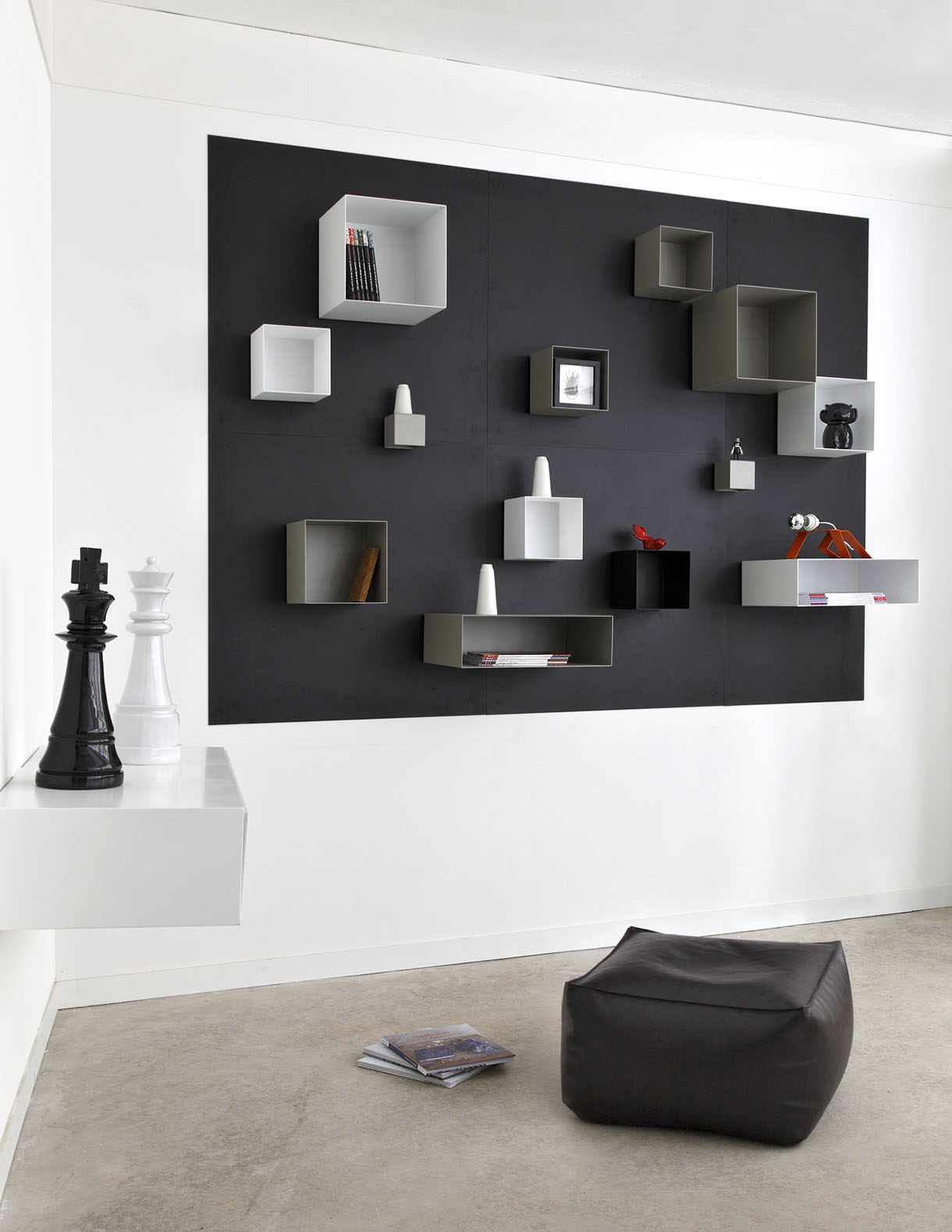 r aliser un mur aimant maison cr ative. Black Bedroom Furniture Sets. Home Design Ideas