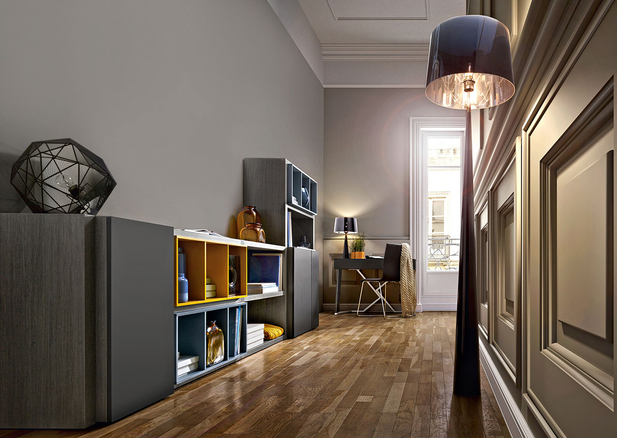se cr er un espace de travail chez soi maison cr ative. Black Bedroom Furniture Sets. Home Design Ideas