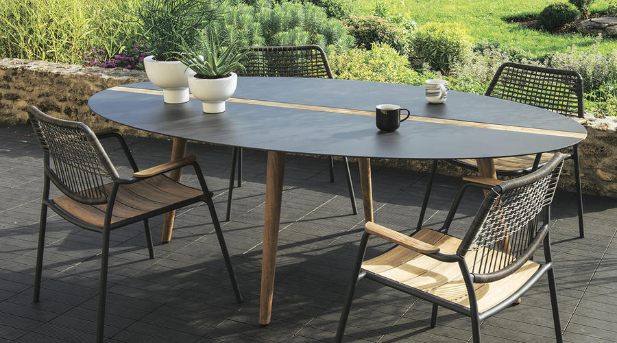 Truffaut Table De Jardin