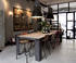 conversion garage, loft industriel