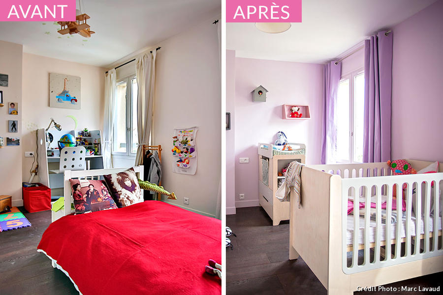 Amenagement chambre 12m2 chambre ado fille gris with for Amenagement chambre bb