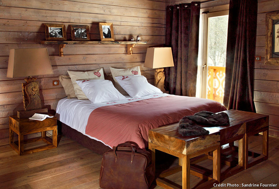 des chalets traditionnels raffin s et chaleureux m ribel maison cr ative. Black Bedroom Furniture Sets. Home Design Ideas