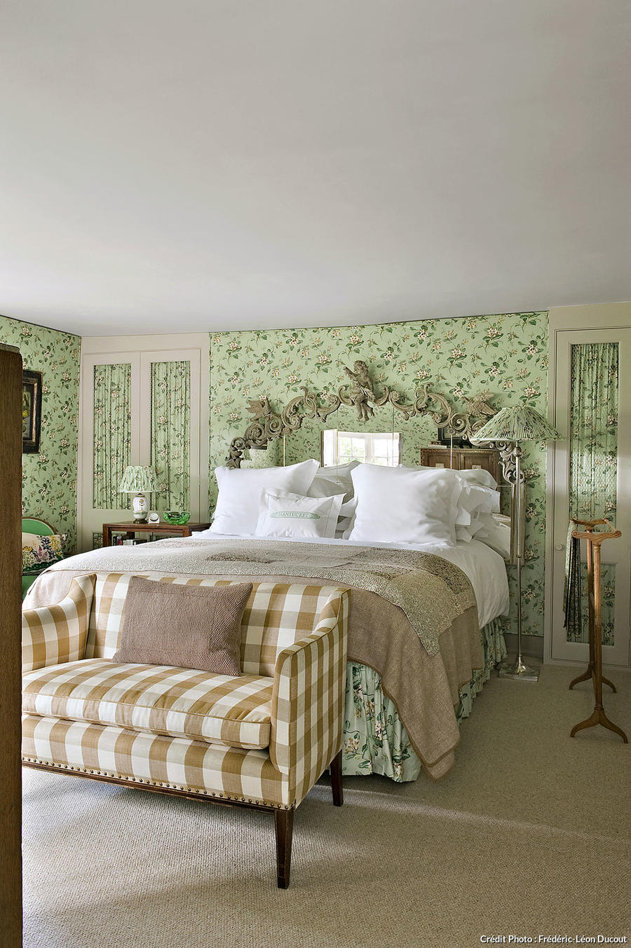 Delightful deco chambre style anglais 10 cottage anglais for Chambre bebe style anglais