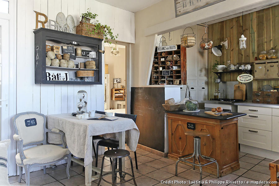 Amenagement cuisine americaine maison design for Cuisine americaine design