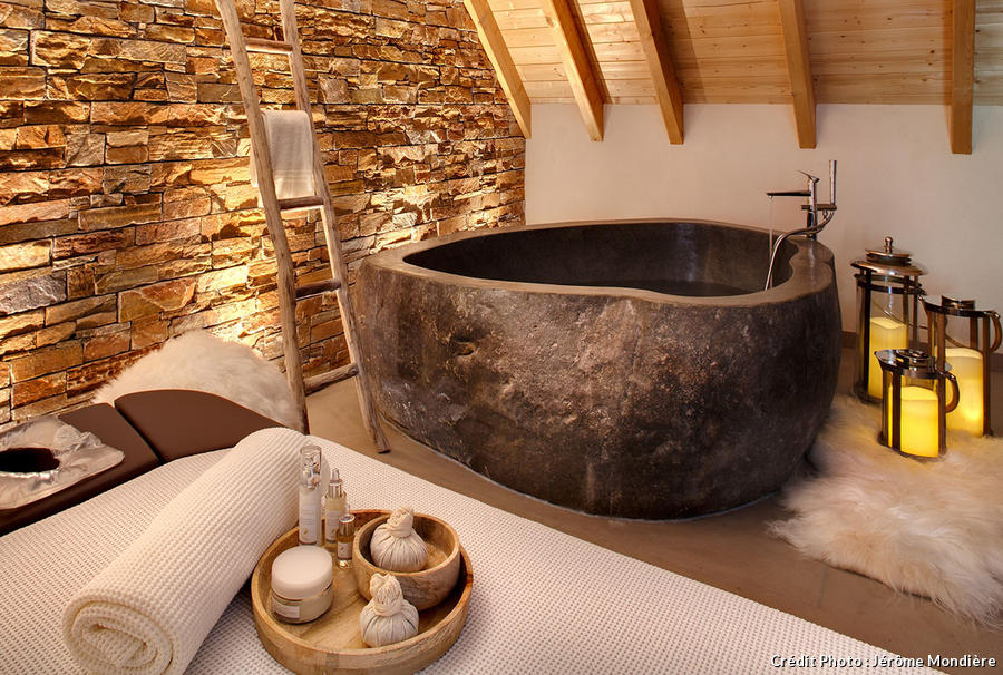 La cheneaudi re un spa tr s nature maison cr ative for Hotel design foret noire