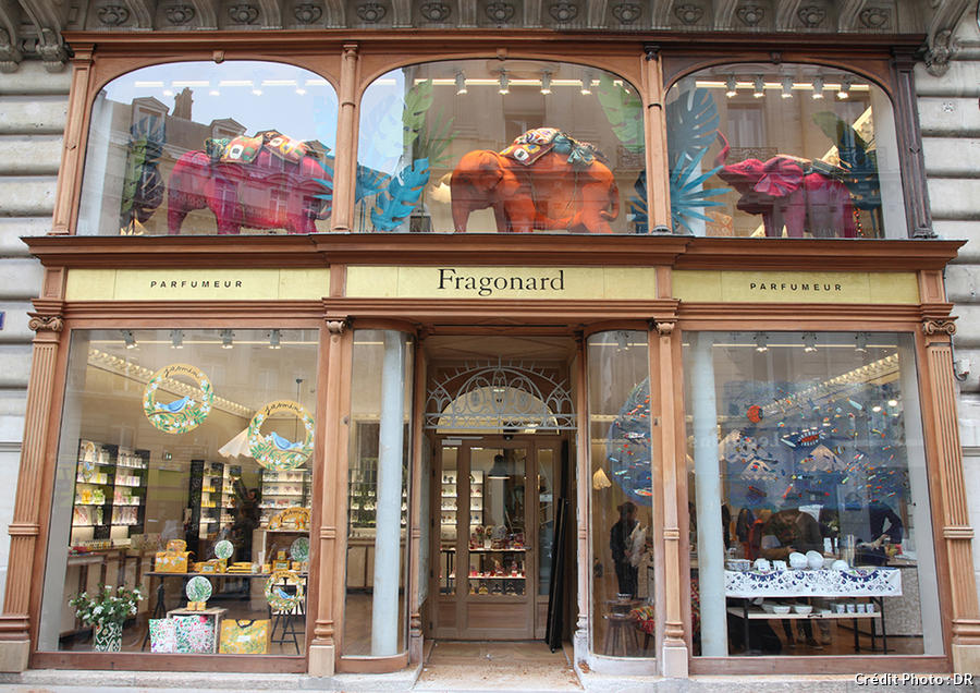 Boutique fragonard magasin parisien actus maison cr ative - Fragonard boutique paris ...