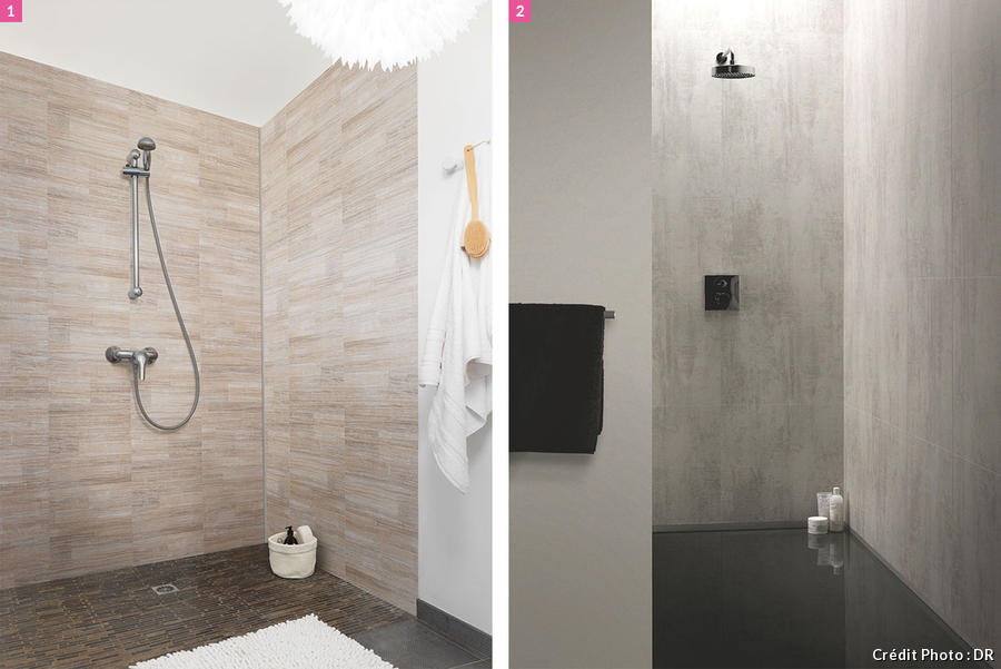 Revetement Mural Douche Les 4 Options Incontournables Maison