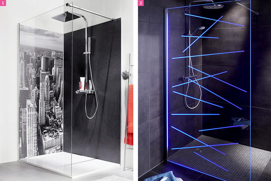 7 innovations pour une douche 100 bonne humeur maison cr ative. Black Bedroom Furniture Sets. Home Design Ideas