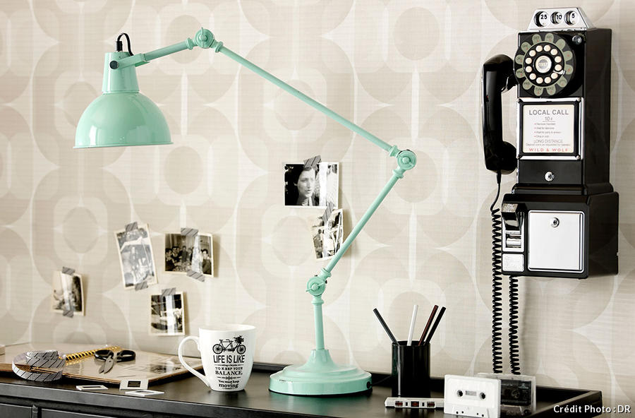 t l phone r tro t l phone fixe vintage actus maison. Black Bedroom Furniture Sets. Home Design Ideas