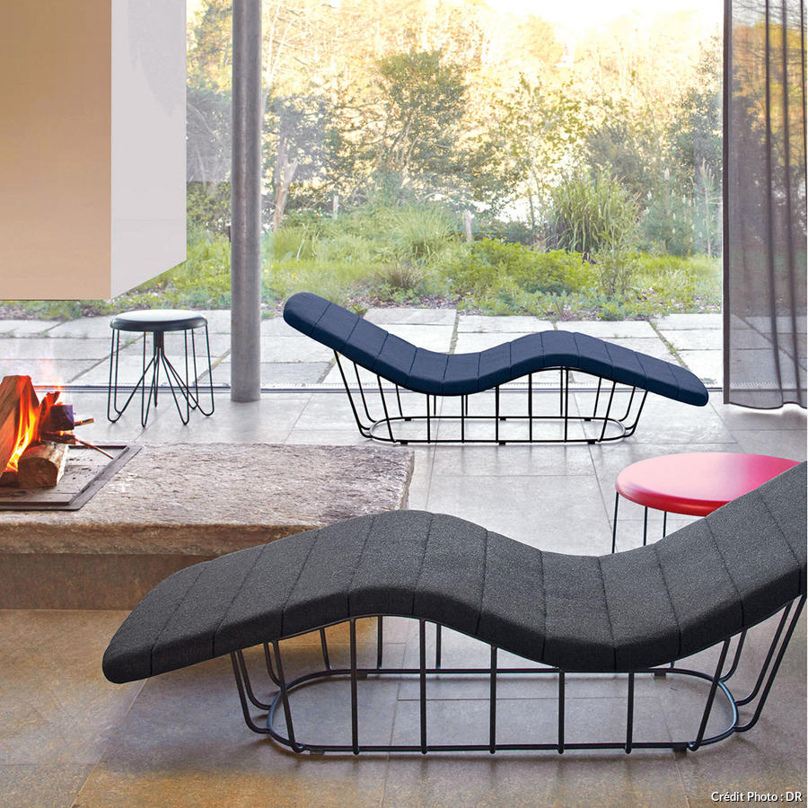 chaise longue interieur chaises longues with chaise longue interieur beautiful chaise longue. Black Bedroom Furniture Sets. Home Design Ideas
