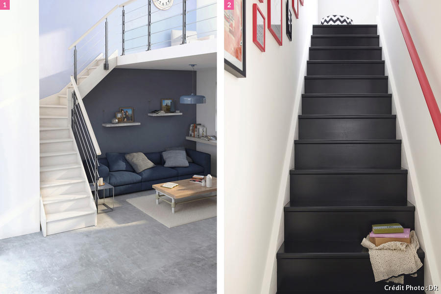 quels bons r flexes avant d acheter son escalier marche escalier leroy merlin with couvre marche. Black Bedroom Furniture Sets. Home Design Ideas