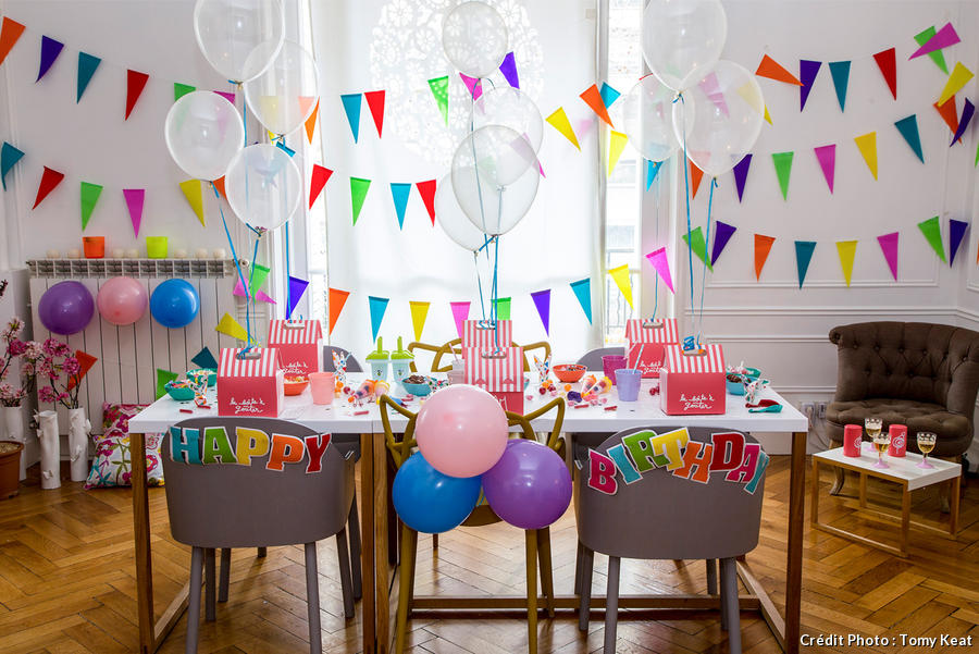Une birthday party et Pinata