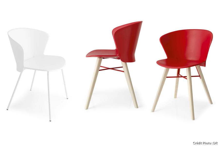 Design days design original actus maison creative - Evolution de la chaise ...