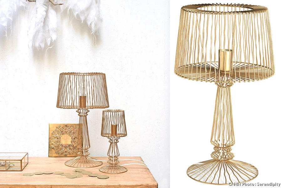 Lampe filaire
