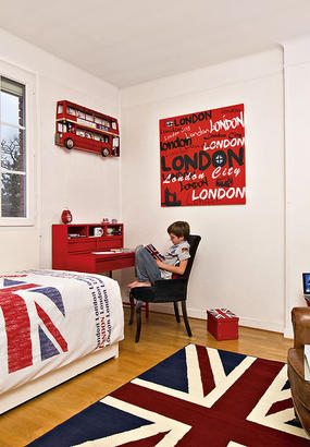 Une chambre dado Made in London