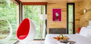 Week-end d'automne : escapade slow au Loire Valley Lodges