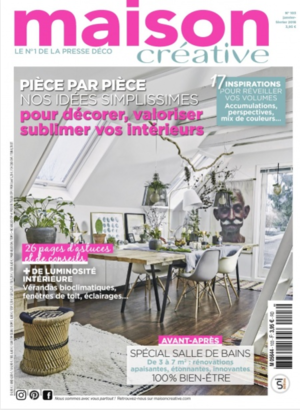 maison vivre magazine maisons village campagne june with maison vivre magazine maison vivre. Black Bedroom Furniture Sets. Home Design Ideas