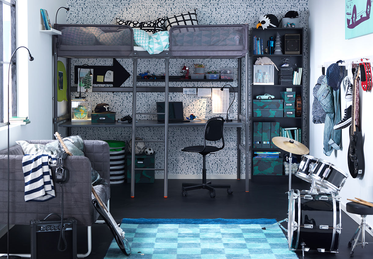 chambre adulte b b ado les tendances d co 2019. Black Bedroom Furniture Sets. Home Design Ideas